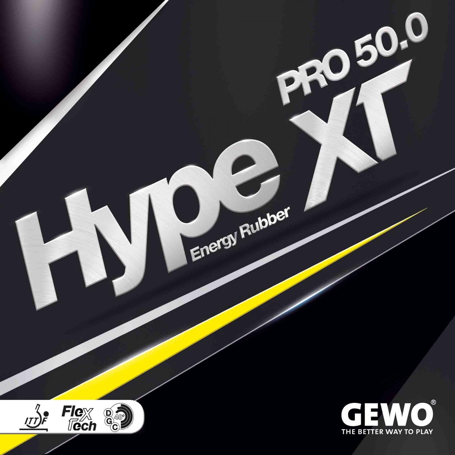 Bild des Belags Hype XT Pro 50.0